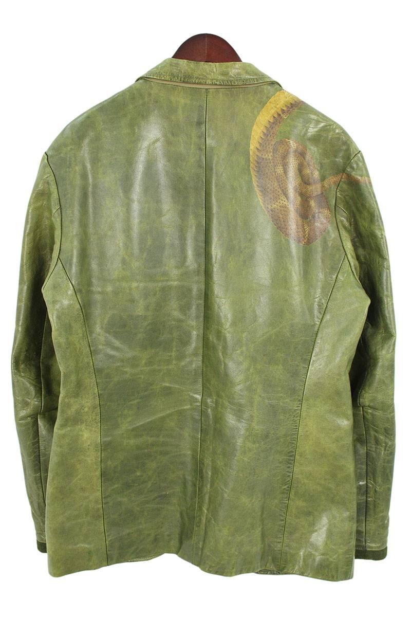 コブラデザインレザージャケット
