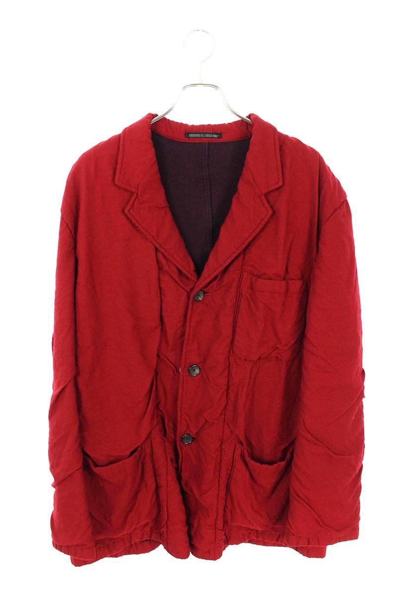ウール縮絨加工オーバーサイズジャケット