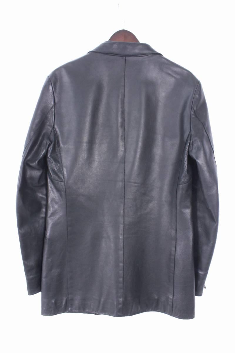 ×DAINESE イタリアンホースレザーテーラードジャケット