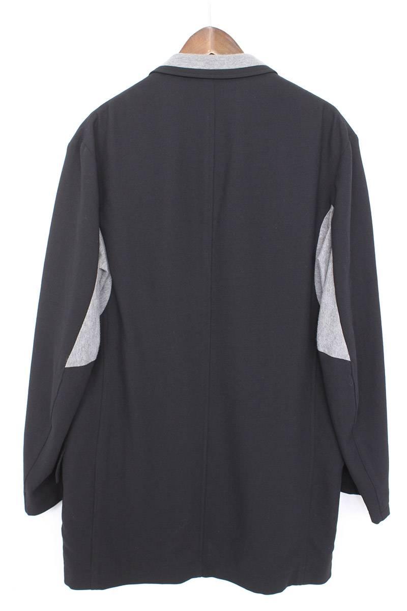 デザイン切り替えジャケット