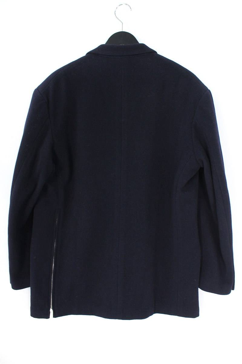 80Sバックジップレイヤードデザインテーラードジャケット