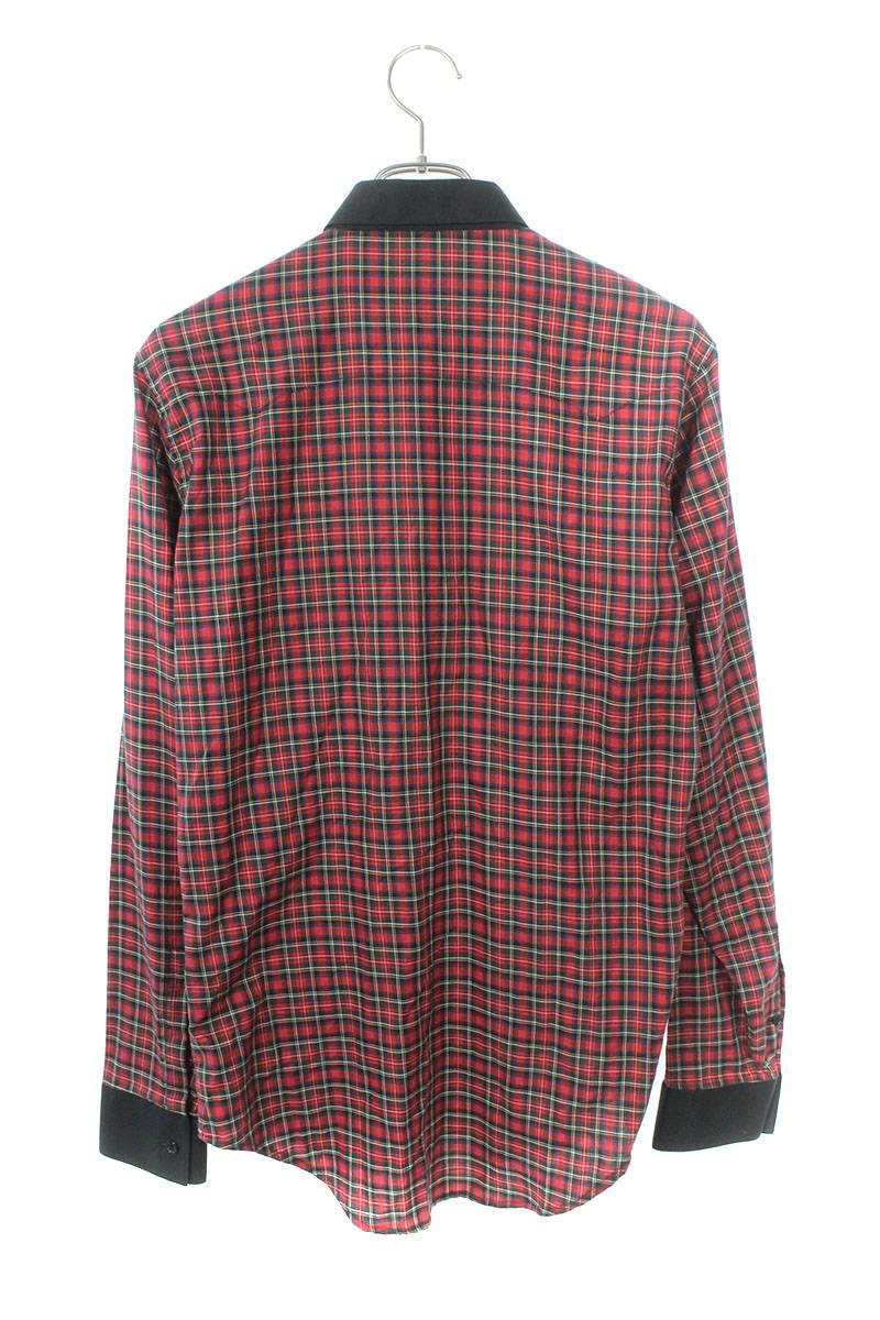 グラム期 クレリック長袖シャツ