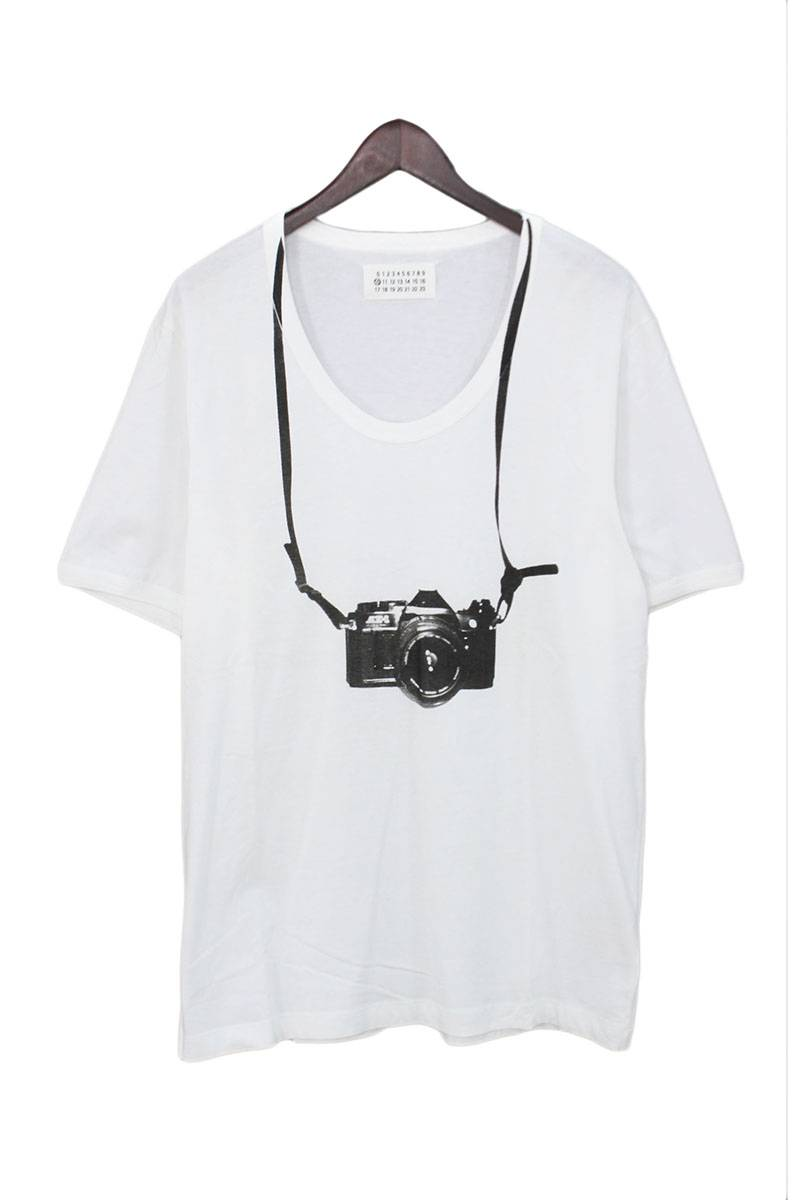 カメラ転写Tシャツ