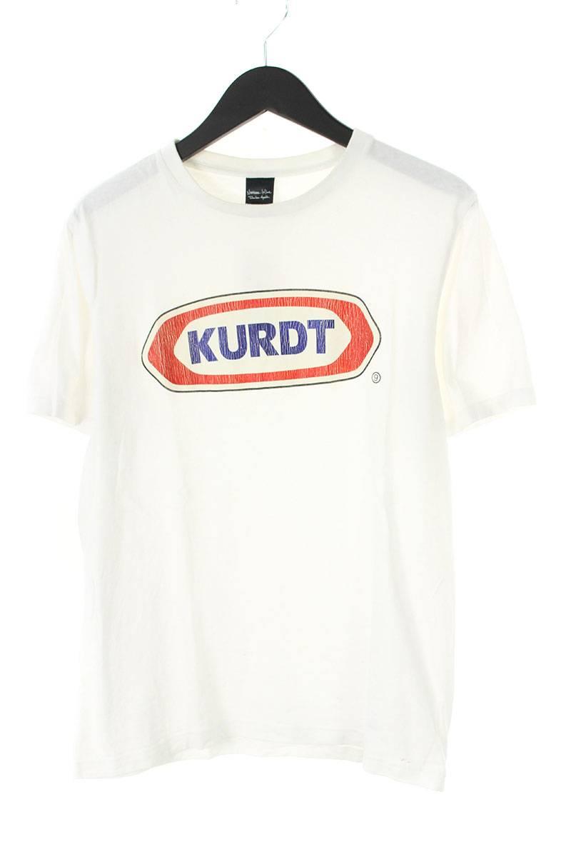 KURDTプリントTシャツ