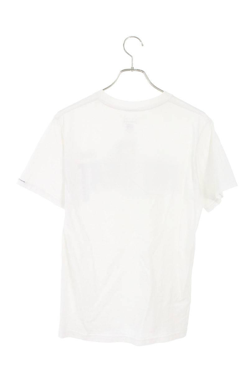 フロント英字プリントTシャツ