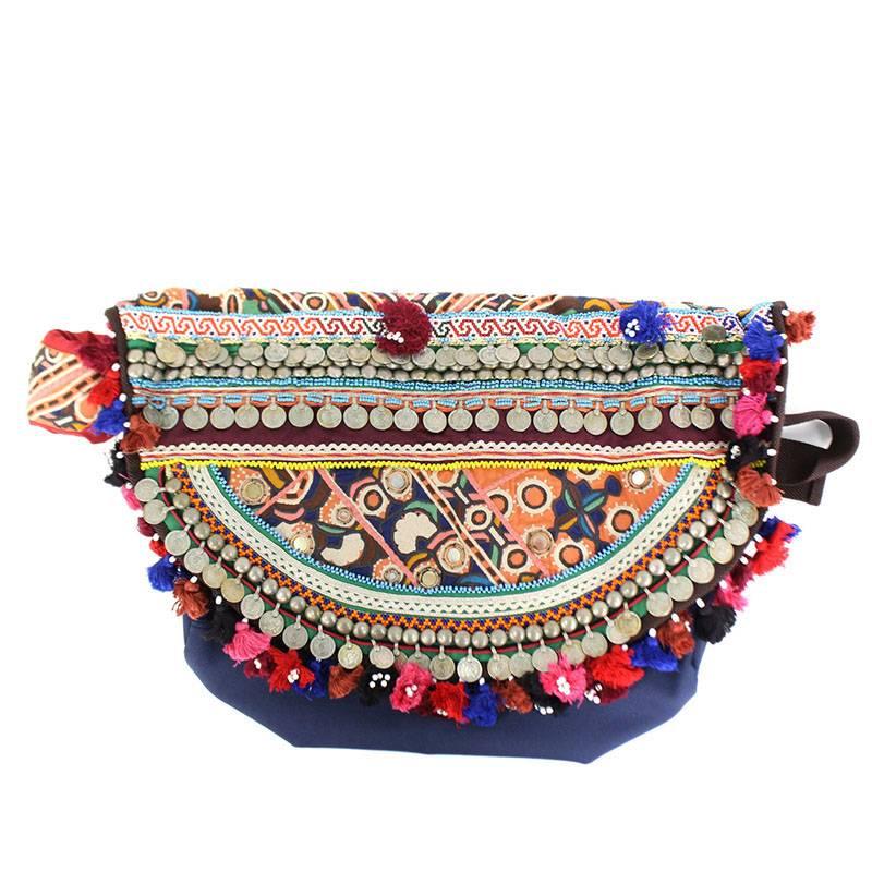 オリジナル装飾メッセンジャーバッグ
